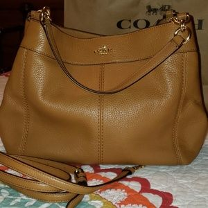 Coach Small LXY Bag